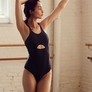 Free People Movement Law of Attraction Bodysuit
